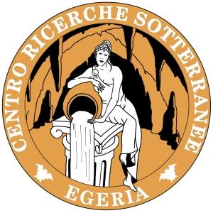LOGO EGERIA CENTRO RICERCHE SOTTERANEE